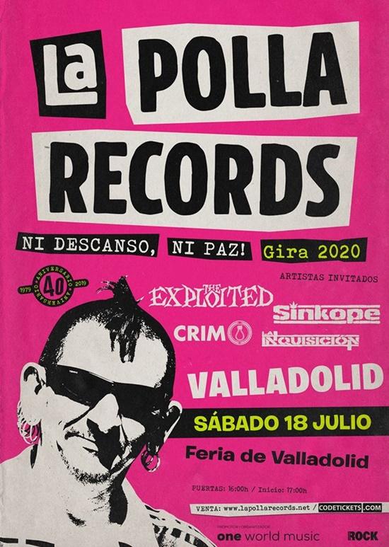 Ellos dicen mierda... el topic de La Polla Records - Página 8 20200213-lapollavalladoldi